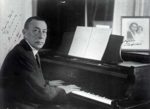Sergei Rachmaninov : セルゲイ・ラフマニノフ
