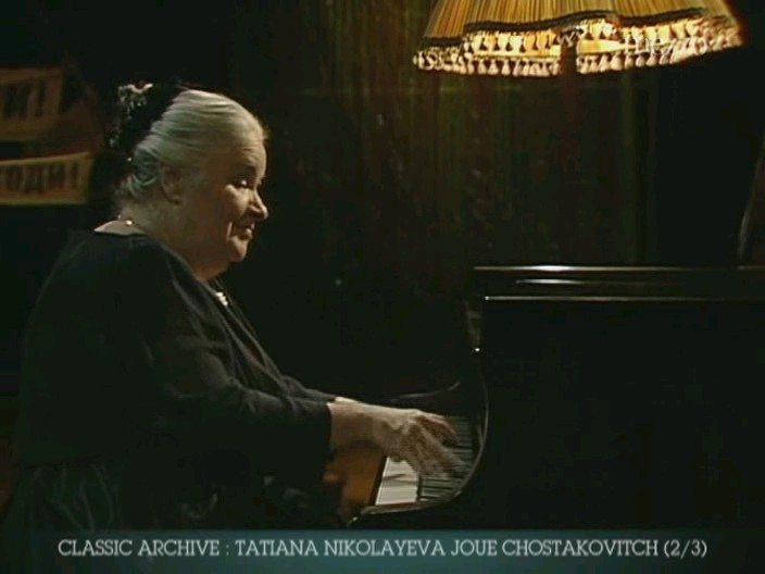 Tatiana Nikolayeva / タチアナ・ニコラーエワ